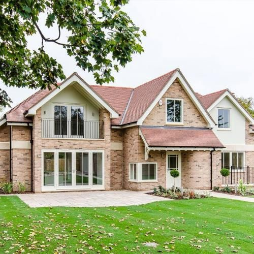 Houghton Homes Harston